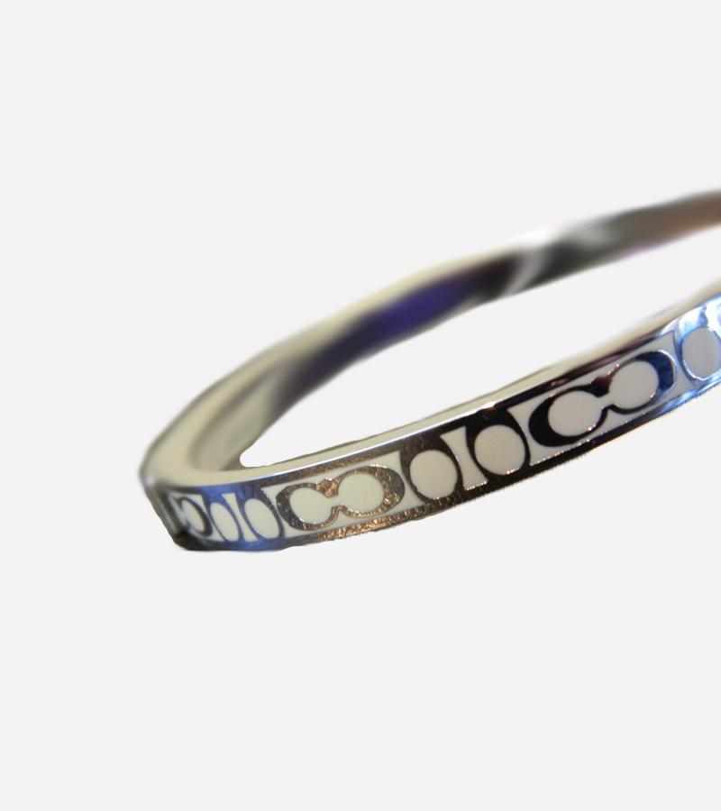 Signature Bangle Bracelet