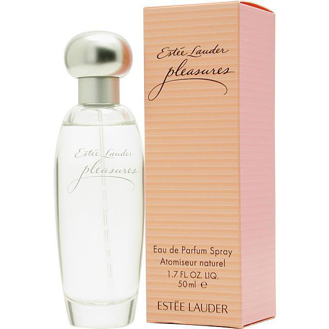 Pleasures Eau de Parfum Spray for Women by Estée Lauder