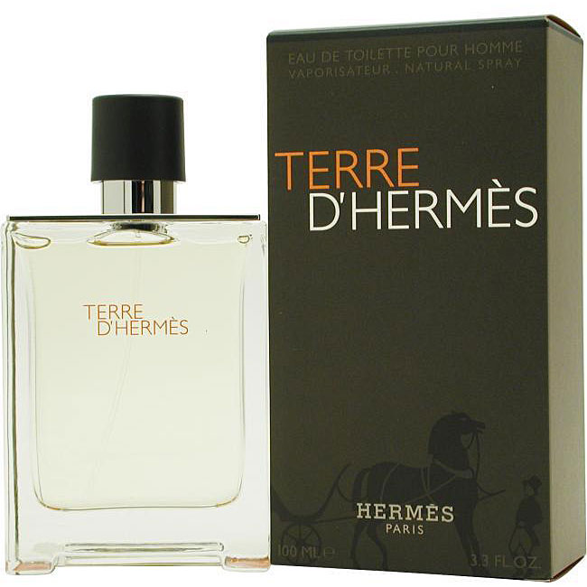 Hermes 'Terre D'hermes' Men's 3.3-oz Eau de Toilette Spray