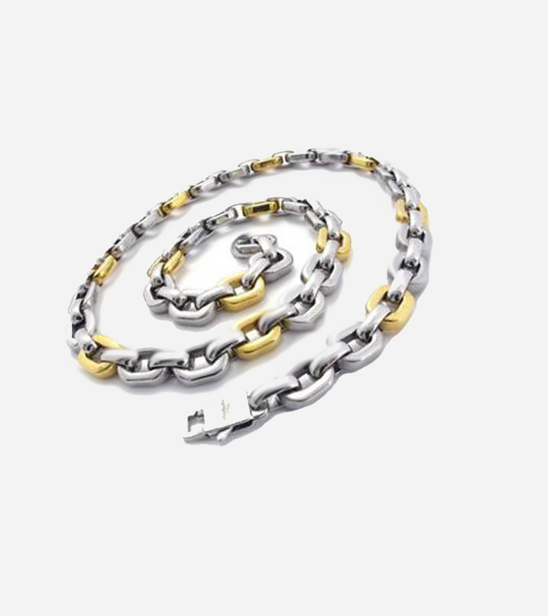Stainless Steel Men's Necklace Chain