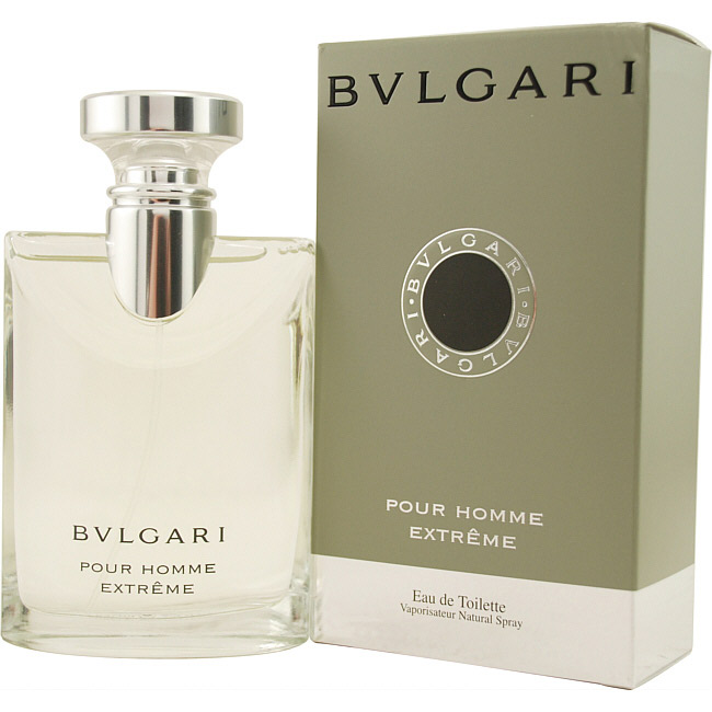 Bvlgari Extreme Men's 3.4-oz Eau de Toilette Spray