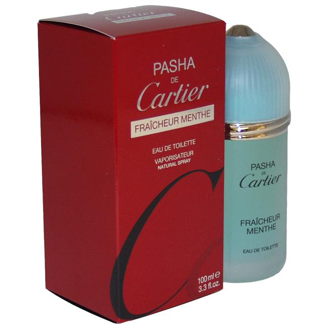 Pasha de Cartier Men's 3.3-oz EDT Spray