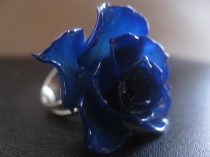Real Rose Ring