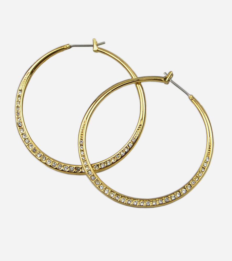 michael hoop earrings island boutique 1558